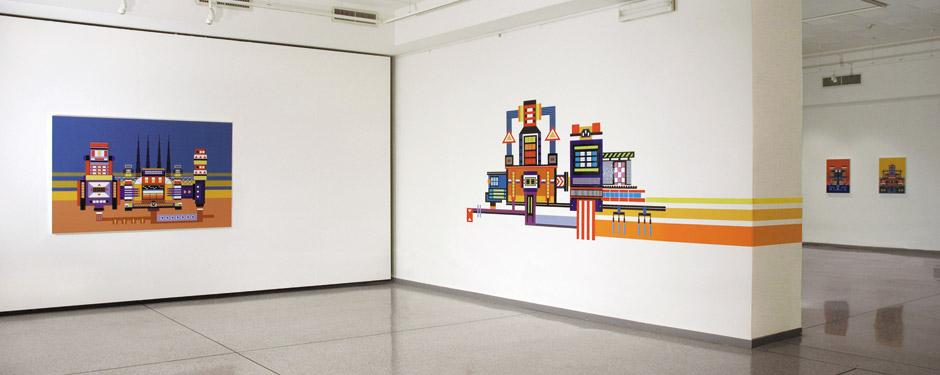 Marotta & Russo, Galleria Contemporaneo, Mestre