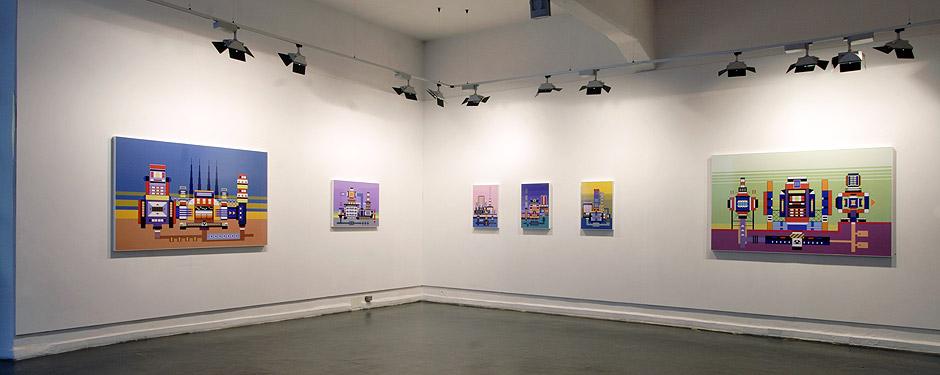 Marotta & Russo, Sergio Tossi Arte Contemporanea, Firenze