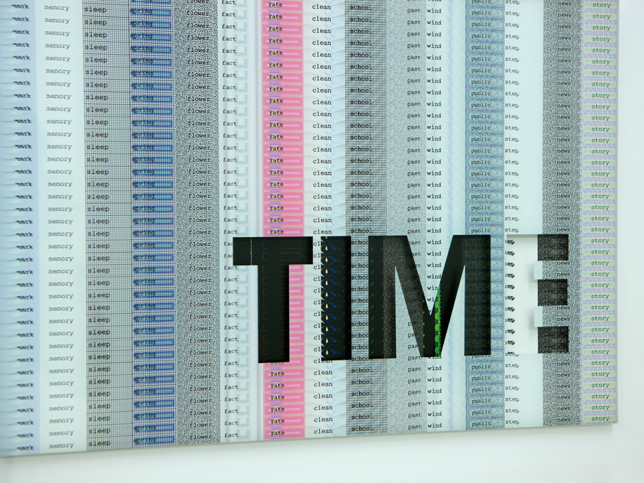 Marotta & Russo - Maybe, Time? - particolare