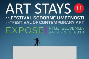 Marotta & Russo - Art Stays 11 - 2013